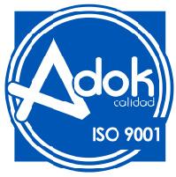 Sello calidad ISO 9001